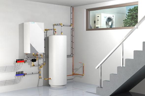 Tout savoir sur la pompe à chaleur air-eau